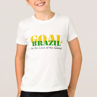 Brazil - For the Love of the Game T-Shirt