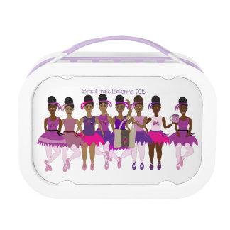 Brazil Fralis Ballerina 2016 Lunch Box