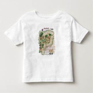 Brazil from the 'Miller Atlas' Toddler T-Shirt