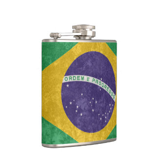 Brazil Hip Flask