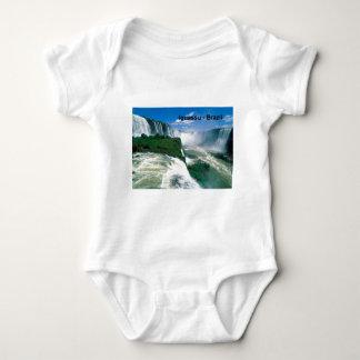 Brazil Iguassu Falls (St.K.) Baby Bodysuit