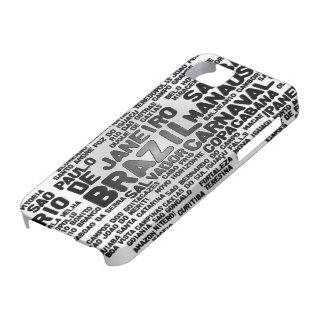 BRAZIL iPhone 5 Case