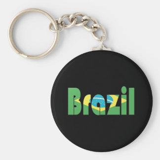 Brazil Key Ring