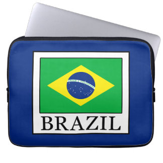 Brazil Laptop Computer Sleeves