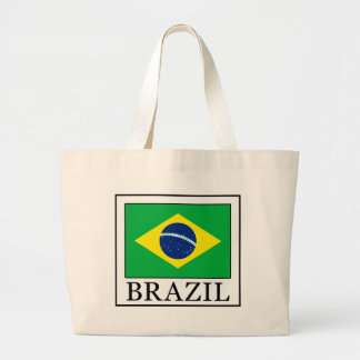 Brazil Large Tote Bag