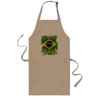 Brazil Long Apron