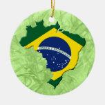 Brazil map