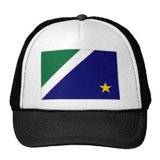 Brazil Mato Grosso do Sul Flag Cap