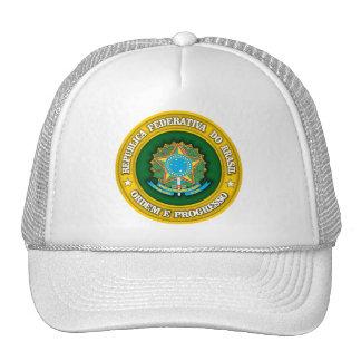 Brazil Medallion Cap