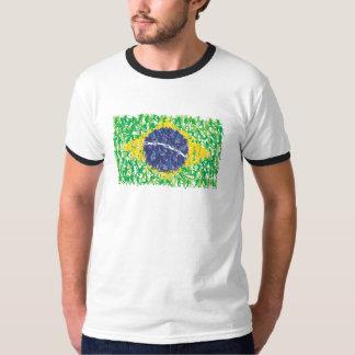 Brazil national soccer flag (Futebol Brasileiro), Shirts