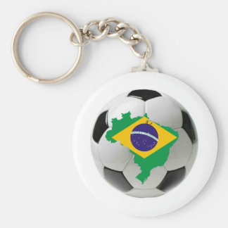 Brazil national team key ring