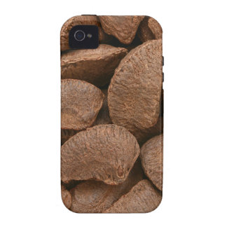 Brazil nuts iPhone 4/4S cases