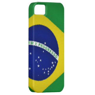 Brazil - oil paint case for the iPhone 5
