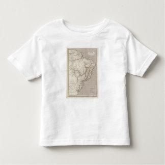 Brazil, Paraguay, and Uruguay Toddler T-Shirt