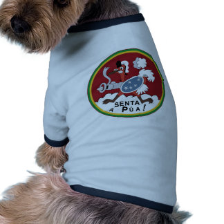 Brazil Patch Brazilian Air Force Forca Aerea Brasi Dog T Shirt