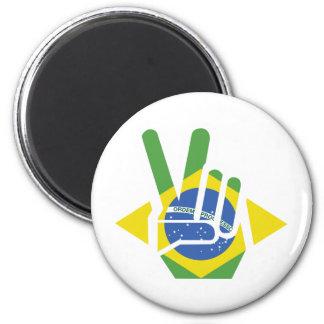 Brazil, Peace Magnet