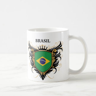 Brazil [personalize] coffee mug