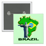 Brazil Pins