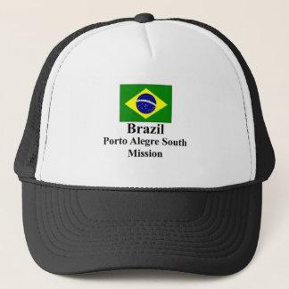Brazil Porto Alegre South Mission Hat
