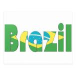 Brazil Post Card