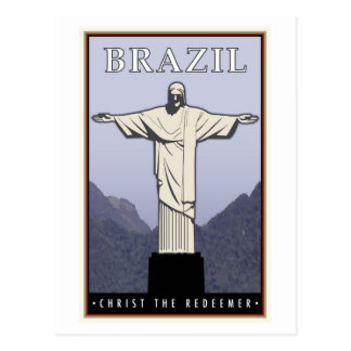 Brazil Postcards