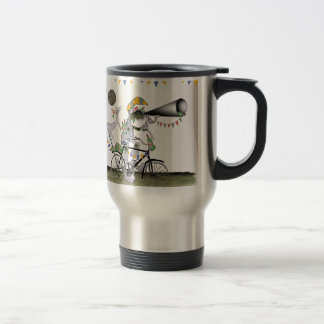 brazil referee travel mug
