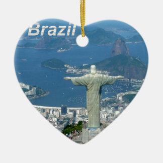 Brazil-Rio-de-Janeiro--Angie-.jpg Christmas Ornament