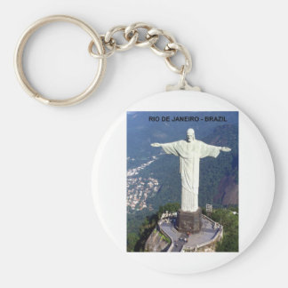 Brazil Rio De Janeiro christ (St.K.) Key Ring