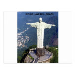 Brazil Rio De Janeiro christ (St.K.) Post Card
