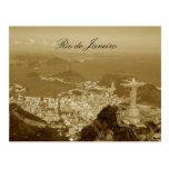 Brazil, Rio de Janeiro Postcard
