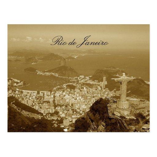 Brazil, Rio de Janeiro Postcards