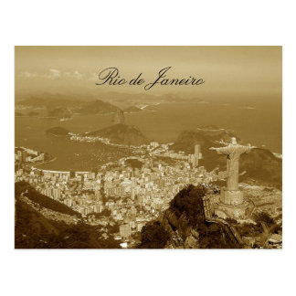 Brazil Rio de Janeiro Postcards