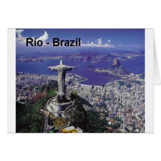Brazil Rio De Janeiro (St.K.) Card