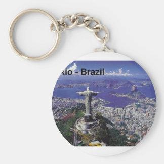 Brazil Rio De Janeiro (St.K.) Key Ring