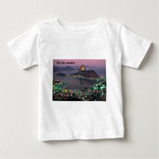 Brazil Rio De Janeiro Sugar Loaf Mountain (St.K.) Baby T-Shirt