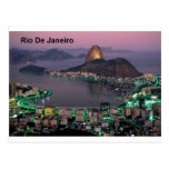 Brazil Rio De Janeiro Sugar Loaf Mountain (St.K.) Postcard