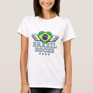 Brazil Rocks v2 T-Shirt