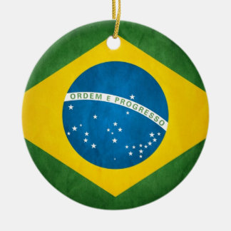brazil round ceramic decoration