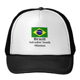 Brazil Salvador South Mission Hat