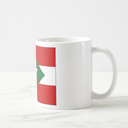 Brazil Santa Catarina Flag Coffee Mug
