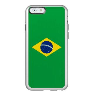 Brazil Silver iPhone Case Incipio Feather® Shine iPhone 6 Case