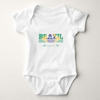 BRAZIL since 1822 Baby Bodysuit