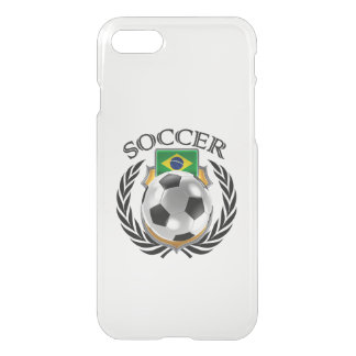 Brazil Soccer 2016 Fan Gear iPhone 7 Case