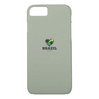 Brazil Soccer Shirt 2016 iPhone 7 Case