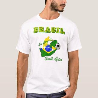 Brazil South Africa Qualifies Brasil T T-Shirt