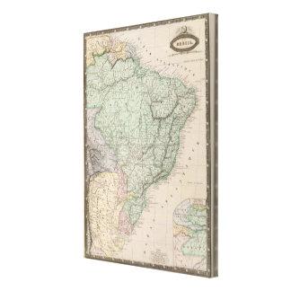 Brazil, South America Canvas Print