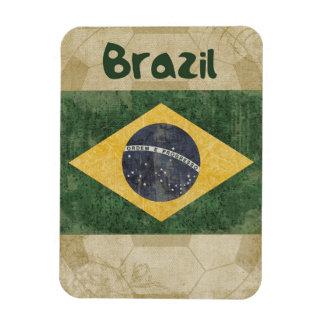 Brazil Souvenir Magnet