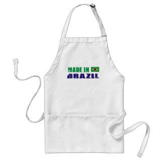 BRAZIL STANDARD APRON