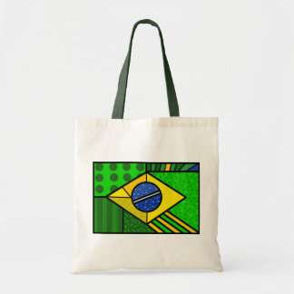 Brazil there the Lichtenstein Budget Tote Bag