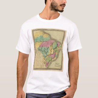 Brazil With Guiana and Paraguay T-Shirt